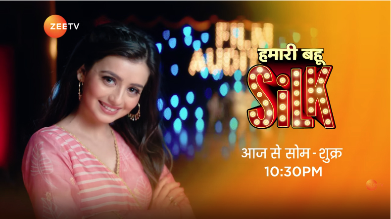 Hamari Bahu Silk Written Update